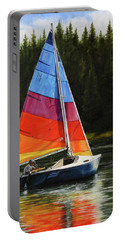 Sailing On Flathead Portable Battery Charger
