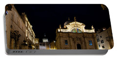 Saint Blaise Church - Dubrovnik Portable Battery Charger
