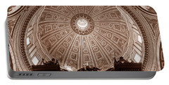 Saint Peter Dome Portable Battery Charger