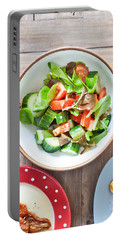 Salad Portable Battery Charger by Tom Gowanlock