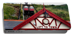 Saltburn Lift To Town Portable Battery Charger