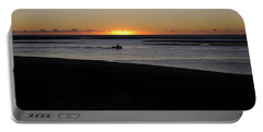 Salty Sunrise Portable Battery Charger