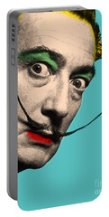 Salvador Dali Portable Battery Charger