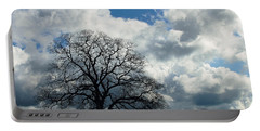 Same Tree Many Skies 13 Portable Battery Charger