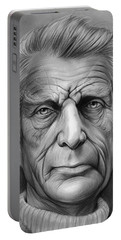 Samuel Beckett Portable Battery Charger