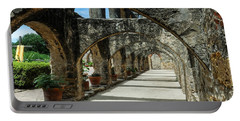 San Antonio Mission Arches Portable Battery Charger