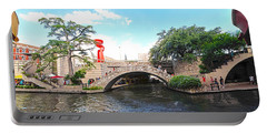 San Antonio River Walk Portable Battery Charger