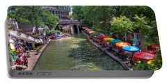 San Antonio Riverwalk Portable Battery Charger