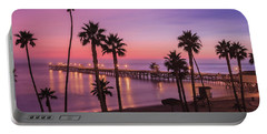 San Clemente Sunset Meditation Portable Battery Charger