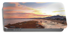 San Felipe Sunset 04 Portable Battery Charger