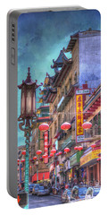 San Francisco Chinatown Portable Battery Charger