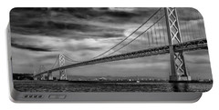 San Francisco - Oakland Bay Bridge Portable Battery Charger
