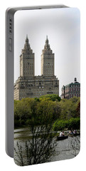 San Remo Towers Nyc Portable Battery Charger