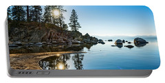Sand Harbor Cove Portable Battery Charger