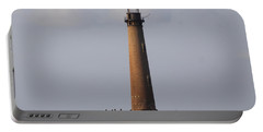 Sand Island Lighthouse - Once 40 Acres Portable Battery Charger by Travis Truelove