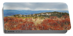 Sandstone Peak Fall Landscape Portable Battery Charger