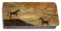Sandstorm Portable Battery Charger by Melinda Hughes-Berland