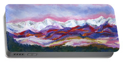 Sangre De Cristo Mountains Portable Battery Charger