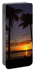 Sanibel Island Sunset Portable Battery Charger