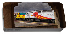 Santa Fe Train Portable Battery Charger