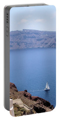 Santorini Sail Portable Battery Charger