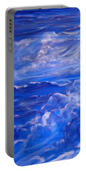 Sapphire Sea Portable Battery Charger