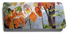 Sassafras Trees On The Ridge Portable Battery Charger