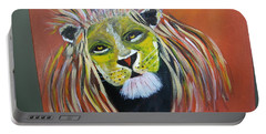 Savannah Lord Portable Battery Charger by Sharyn Winters