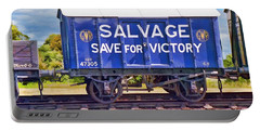 Save For Victory Portable Battery Charger