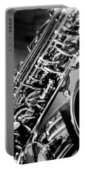 Saxophone Portable Battery Charger