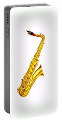 Saxophone Portable Battery Chargers