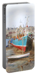 Scarborough Harbour Portable Battery Charger