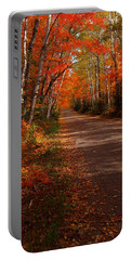 Scenic Maple Drive Portable Battery Charger