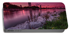 Scenic Sunset Portable Battery Charger