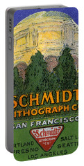 Schmidt Lithograph  Portable Battery Charger