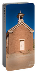 School House And Community Center Portable Battery Charger