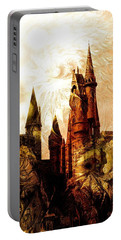 School Of Magic Portable Battery Charger