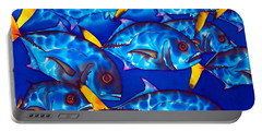 Schooling  Jack Fish Portable Battery Charger