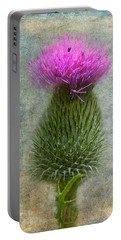 Scotch Thistle Portable Battery Charger