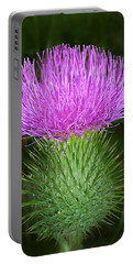 Scottish Thistle  Portable Battery Charger