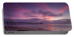 Scripps Pier Colors Portable Battery Charger