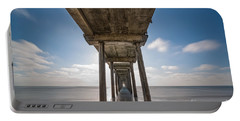 Scripps Pier Long Exposure Portable Battery Charger
