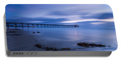 Scripps Pier Twilight - Color Portable Battery Charger