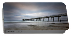 Scripps Pier Wide -lrg Print Portable Battery Charger