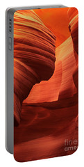 Portable Battery Charger featuring the photograph Sculpted Sandstone Upper Antelope Slot Canyon Arizona by Dave Welling