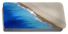 Sea And Sand Portable Battery Charger by Wendy Wilton