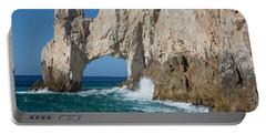 Sea Arch El Arco De Cabo San Lucas Portable Battery Charger