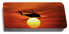 Sea Dragon Sunset Portable Battery Charger