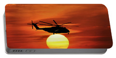 Sea Dragon Sunset Portable Battery Charger by Al Powell Photography USA