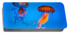 Sea Nettles Portable Battery Charger